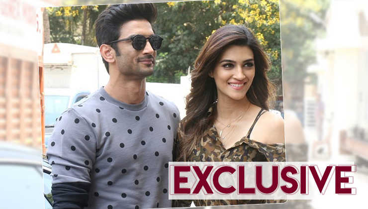 EXCLUSIVE: Sushant Singh Rajput's special gift for ladylove Kriti Sanon on her birthday