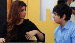When Twinkle Khanna played the 'mother card' on Aarav and tricked him