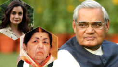 Bollywood celebrities grieve the death of former PM Atal Bihari Vajpayee