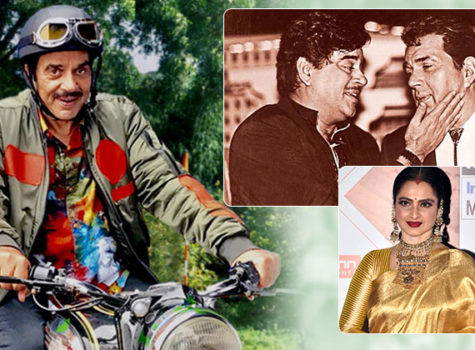 Dharmendra: I had a great time working with Shatrughan and Rekha in 'YPDPS'