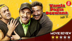 'Yamla Pagla Deewana Phir Se' Movie Review: The Deols fail to hit the bullseye with the third outing