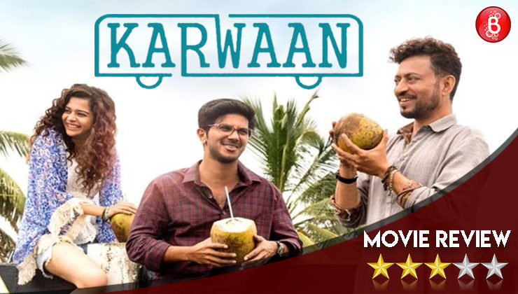 'Karwaan' Movie Review: Discover the true essence of life with Irrfan, Dulquer and Mithila
