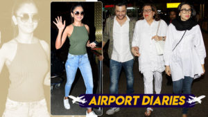 bollywood celebs airport august 8