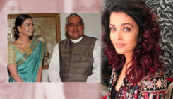 Aishwarya Rai Bachchan shares throwback pictures with late ex-PM Atal Bihari Vajpayee