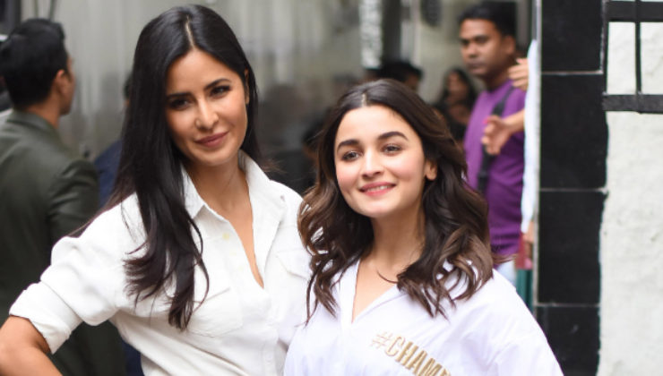 Alia says she is very fond of Katrina, clears the rumours of rift in their friendship