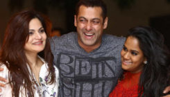 Arpita Khan Sharma misses Salman Khan during Raksha Bandhan