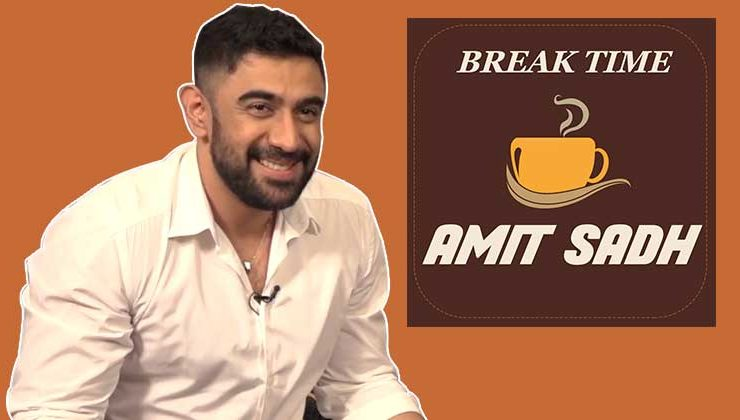 Amit Sadh plays 'This Or That' game in Bubble's Break Time session