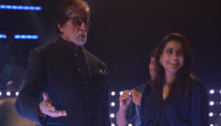 Kajol shares the details about Amitabh Bachchan's role in 'Helicopter Eela'