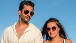 Check out Angad Bedi's adorable birthday wish for Neha Dhupia!