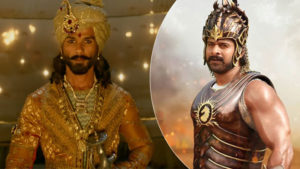 prabhas first choice shahid role padmaavat
