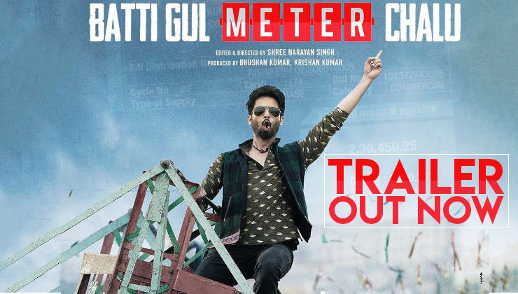 'Batti Gul Meter Chalu' Trailer: Shahid Kapoor, Shraddha Kapoor fight against electricity theft