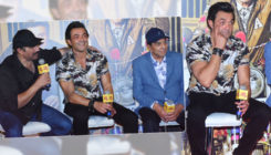 What made Bobby Deol emotional at the 'Yamla Pagla Deewana: Phir Se' trailer launch?