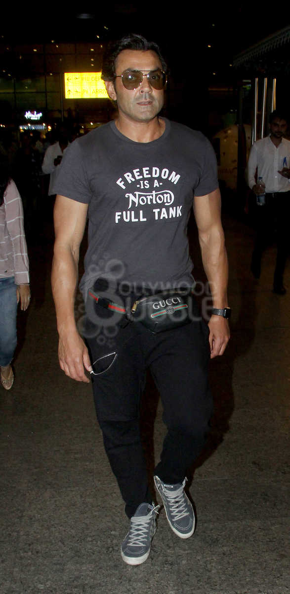 Bollywood Celebs Aiport Spotted August 71