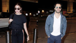 Airport Diaries: Varun Dhawan, Anushka Sharma and others step out in style
