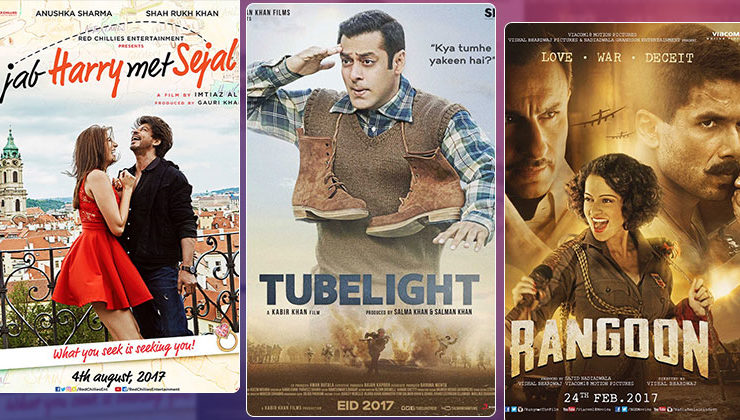 From 'Tubelight' to 'Jab Harry Met Sejal': 9 worst Bollywood films of 2017