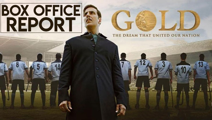 Akshay Kumar's 'Gold' crosses Rs. 100 crore mark at the box office