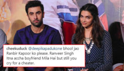 Deepika Padukone trolled for sharing ex Ranbir Kapoor's picture on World Photography Day