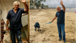 Forget 'gym and airport looks', Hansal Mehta's 'grocery shopping and dog walking looks' are way cooler