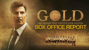 Box office report Gold