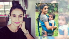 Gul Panag managed to keep her pregnancy a secret; has a 6-month-old son!