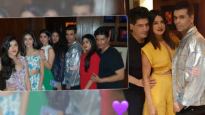 Check out all the 'inside fun' from Manish Malhotra's bash