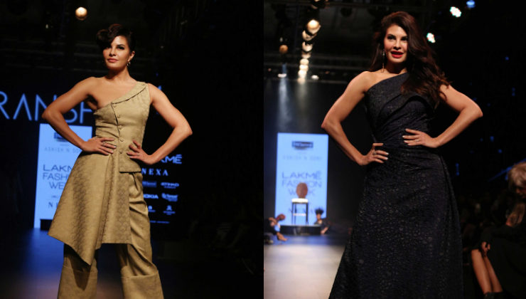 LFW 2018: Jacqueline Fernandez's two showstopping looks are drool-worthy