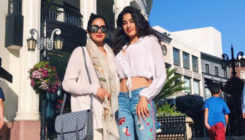 Janhvi Kapoor shares a heartwarming picture with mom Sridevi on her 55th birthday