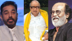 Karunanidhi Funeral: Rajnikanth, Kamal Haasan pay their last respects
