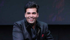 Karan Johar slams a troll who accused him of nepotism with sass