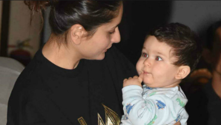Kareena Kapoor Khan shares the best and hardest things about being Taimur's mother