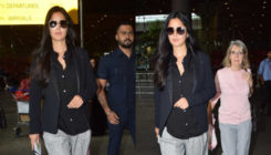 In Pics: Katrina Kaif is back to the city with mum Suzzane Turquotte