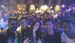 Aayush, Warina, Darshan, DJ Chetas and DJ Lijo go club hopping in Mumbai