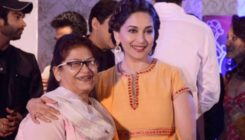 Madhuri Dixit reunites with her favourite choreographer Saroj Khan for 'Kalank'