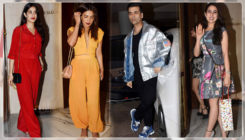 In Pics: Manish Malhotra's place was filled with Bollywood celebs last night