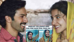 These memes on Anushka and Varun's 'Sui Dhaaga' trailer will make you go ROFL