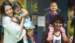 These inside pictures of Misha Kapoor's birthday bash will warm the cockles of your heart