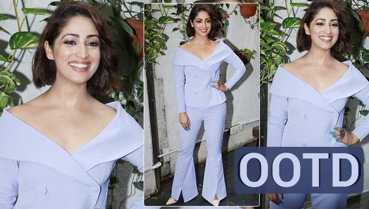 Yami Gautam's pantsuit can be the perfect pick to exude class at office