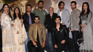 paltan launch trailer pics