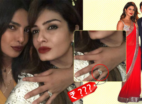 OMG: This is the cost of Priyanka Chopra's engagement ring from Nick Jonas