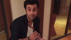 Ranbir Kapoor treats himself to a cheat meal after wrapping 'Brahmastra's Bulgaria schedule