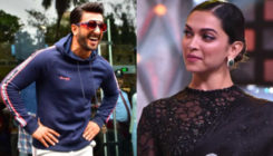 'Why so hot'? asks Deepika Padukone to her rumoured boyfriend Ranveer Singh