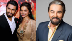 Ranveer- Deepika's wedding date OUT; Kabir Bedi confirms the same