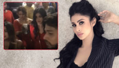 Watch: 'Gold' actress Mouni Roy mobbed by selfie-obsessed fans