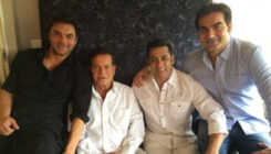 Salman Khan reveals the advice dad Salim gave on his girlfriends