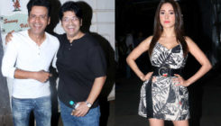 Pics: Manoj Bajpayee, Nushrat Bharucha, Milap Zaveri and others watch 'Satyameva Jayate'