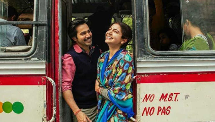 Anushka and Varun to start 'Sui Dhaaga' promotions on National Handloom Day