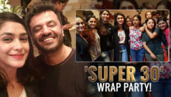In Pics: It's a wrap for Hrithik Roshan and Mrunal Thakur's 'Super 30'