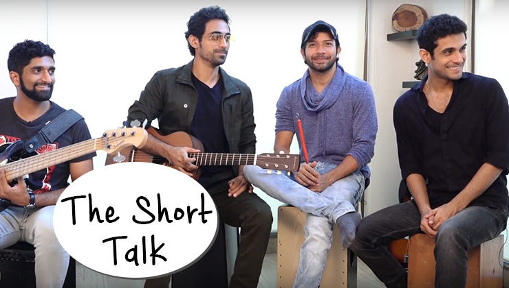 The Short Talk: Sanam and his band reveal why it took years to release 'Tu Yahaan'