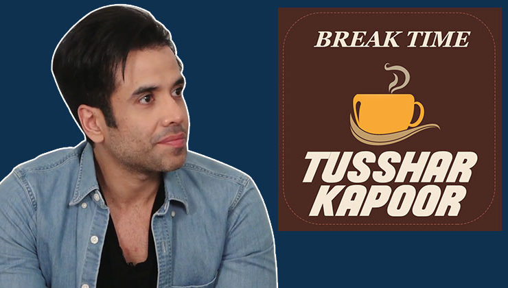 Watch: Tusshar Kapoor reveals the last thought on his mind