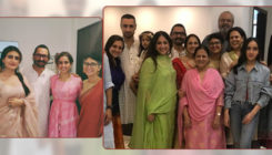 Aamir Khan celebrates Eid with 'Dangal' girls Fatima, Sanya and family